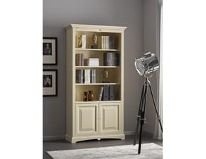 Libreria in legno stile classico Libreria in legno mottes mobili Artigianale