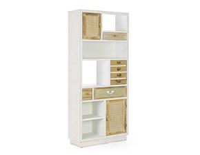 Libreria in legno stile design Eloise Bizzotto