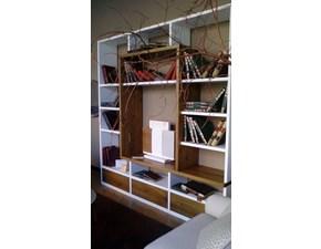 Libreria in legno stile design Libreria Pacema