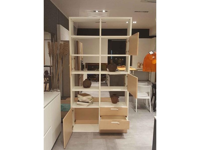 Libreria in legno stile moderno Blog hem lock Battistella