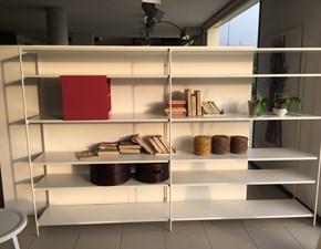 Libreria in metallo stile design Extendo Extendo