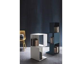 Libreria in metallo stile design Freestanding girevole Novamobili