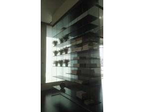 Libreria in metallo stile design Graduate Molteni & c