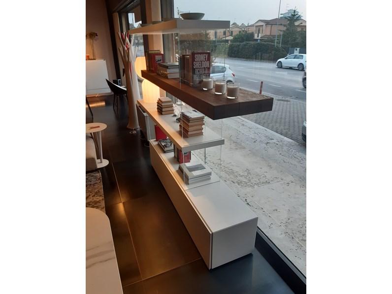 Libreria lago air prezzi outlet for Prezzi lago design