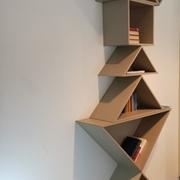 Libreria LAGO, modello TANGRAM
