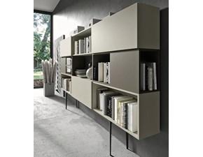 Libreria Laseggiola modello Omega Living