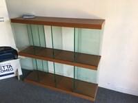 Libreria Legno Veneta cucine in legno in Offerta Outlet
