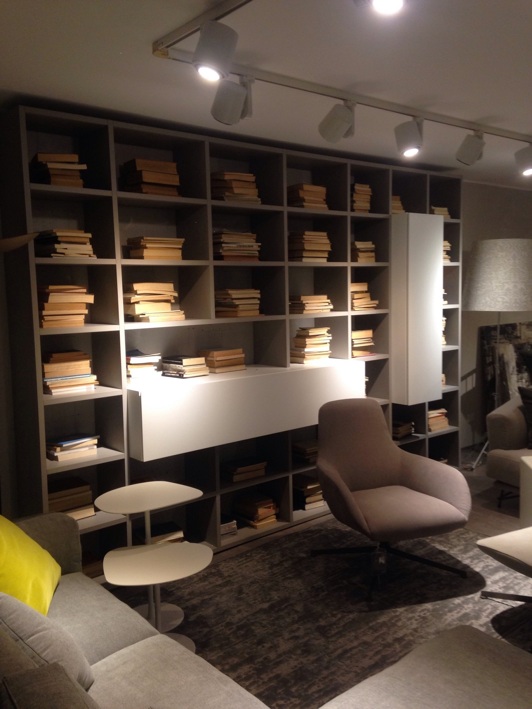 Libreria lema modello selecta laccata opaca soggiorni a for Libreria lema