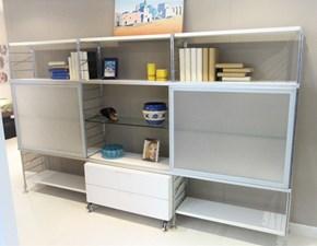 Libreria Libreria  Casamania by frezza OFFERTA OUTLET