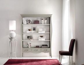 Libreria Libreria in legno shabby chic mottes mobili Artigianale con uno sconto del 45%