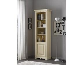 Libreria Libreria in legno stile classico mottes mobili Artigianale in stile classico a prezzo ribassato