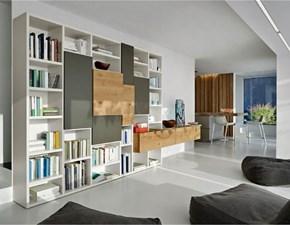 Libreria M5c53 libreria modo Sangiacomo con uno sconto del 25%