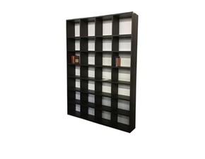 Libreria Metropolis di Tisettanta in stile design a prezzo scontato