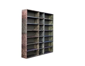 Libreria Metropolis filposé Distribuzione grandi marchi in legno in Offerta Outlet
