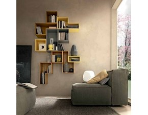 Libreria Mod. box c19b by Fgf mobili