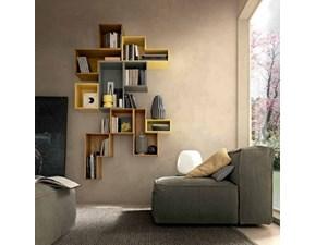 Libreria Mod. box c19b by Fgf mobili