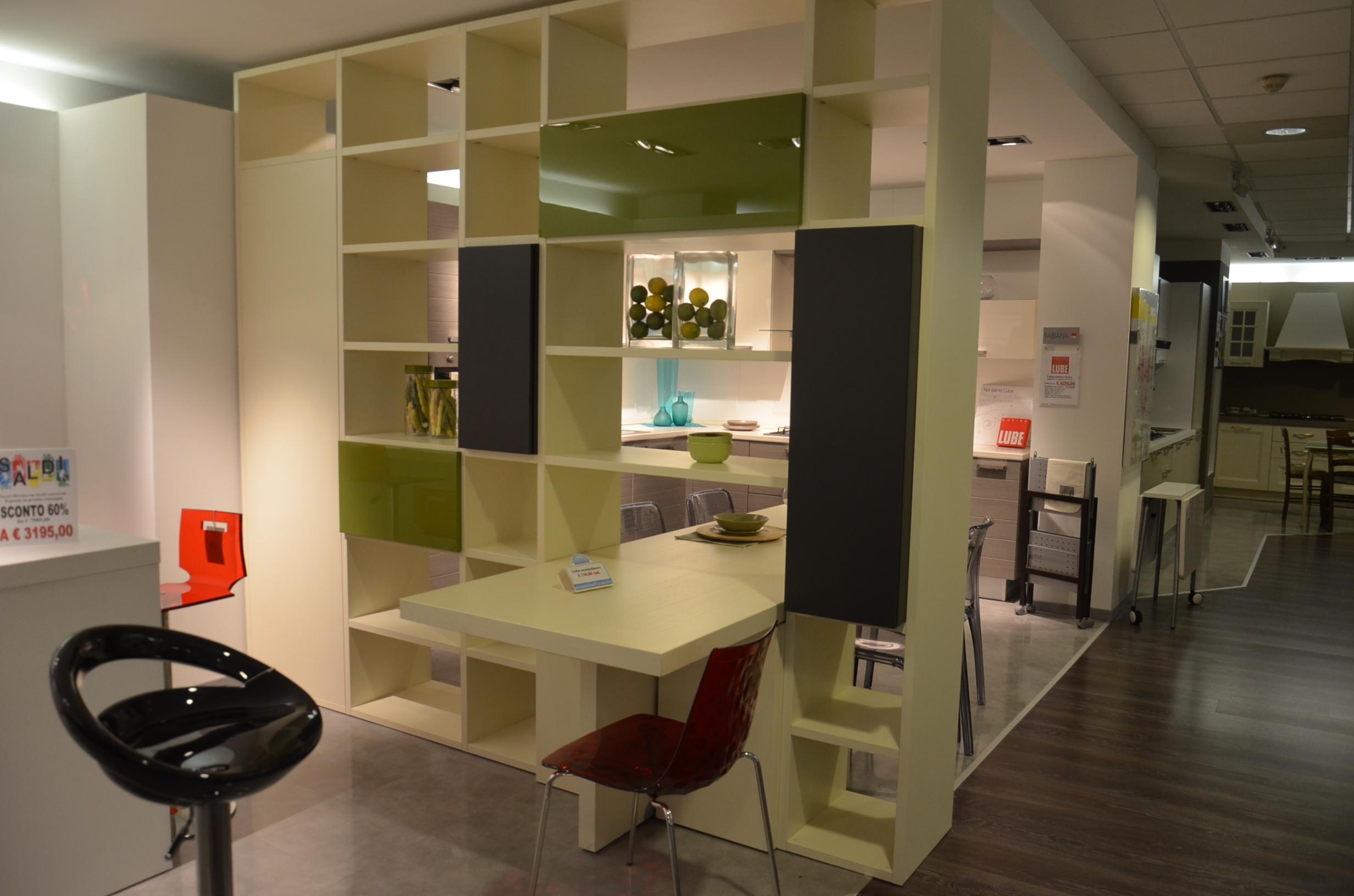 Libreria mod off set 13926 soggiorni a prezzi scontati - Mobile libreria a parete ...
