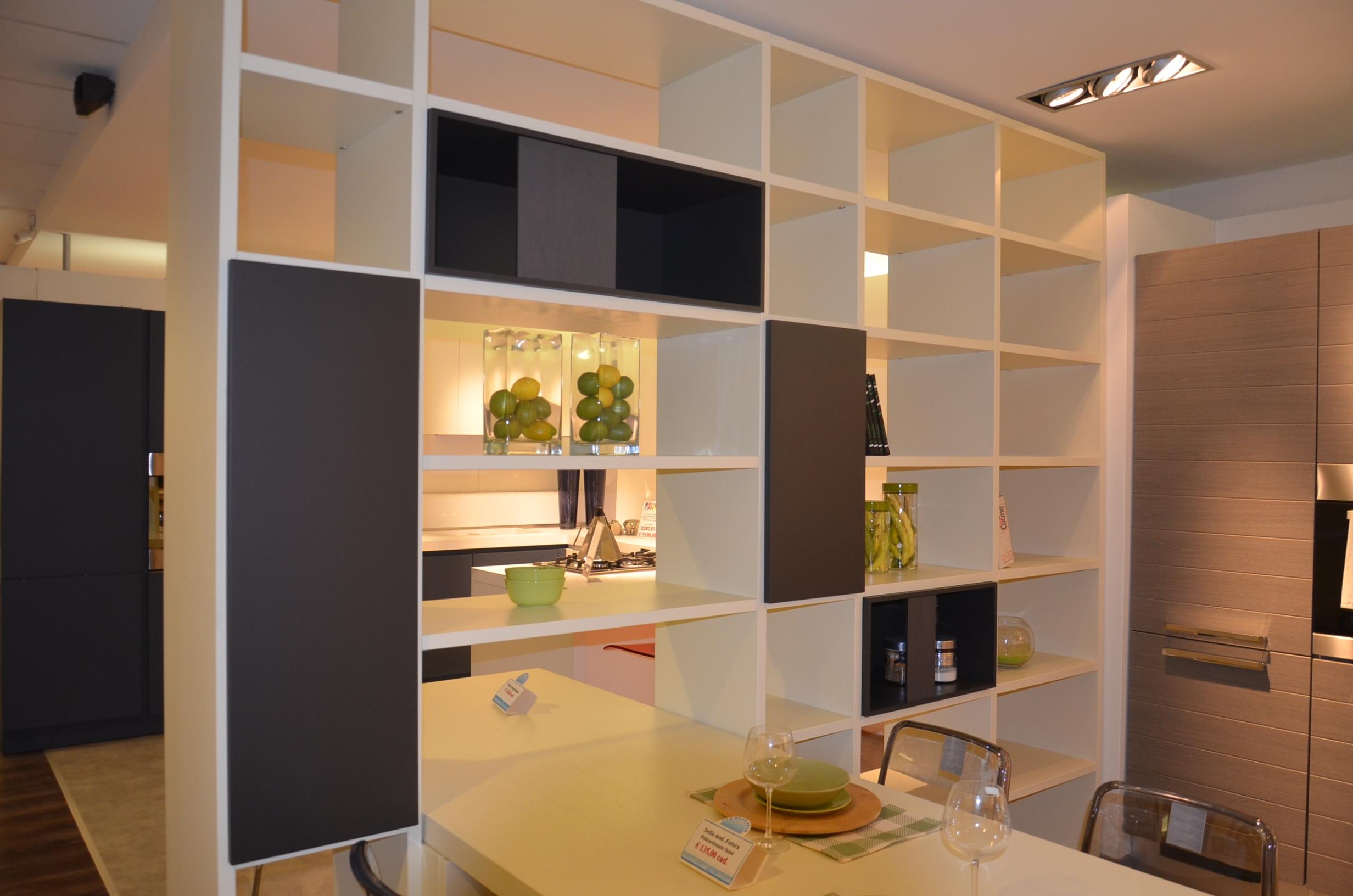 Divisori Tra Cucina E Soggiorno. Amazing Affordable Muri Divisori ...
