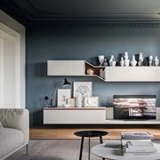 Mobile living moderno di desiner su misura scontato consegna compresa nel prezzo