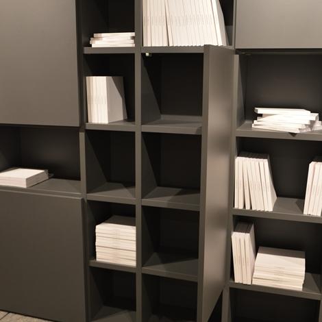 libreria novamobili  scontata del   soggiorni a prezzi scontati, Disegni interni