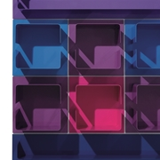 libreria officina nove Mbox colore viola