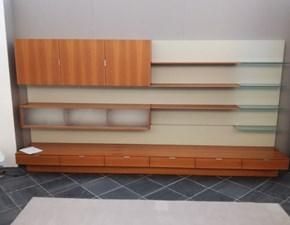 Libreria Plinto Former in legno a prezzo Outlet