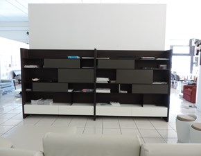 Libreria Poliform Poliform PREZZI OUTLET