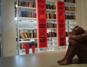 Libreria Poliform scontata del 42%