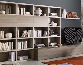 Libreria S75 Irma PREZZI OUTLET