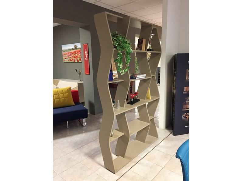 Libreria swing doimo idea in stile design a prezzo scontato for Design scontato