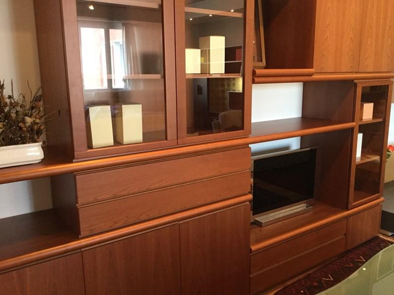 Libreria vertice astor mobili in legno in offerta outlet for Mobili in offerta