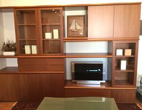 Libreria Vertice Astor mobili in legno in Offerta Outlet