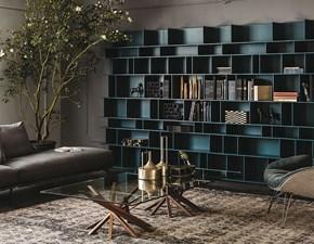 Libreria Wally Cattelan in stile design a prezzo scontato