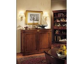 Madia 171 i quadrifogli Artigianale in legno a prezzo Outlet