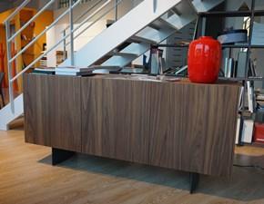 Madia Bonaldo in legno Outline 180 a prezzo Outlet