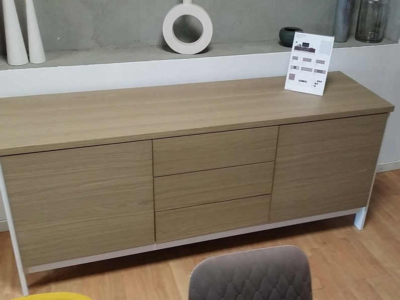 Madia Calligaris Factory in legno in Offerta Outlet