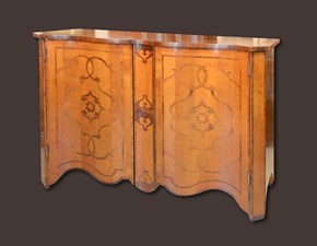 Madia Credenza Artigianale in legno in Offerta Outlet