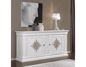 Madia Credenza in legno massello mottes mobili Artigianale con uno sconto del 40%