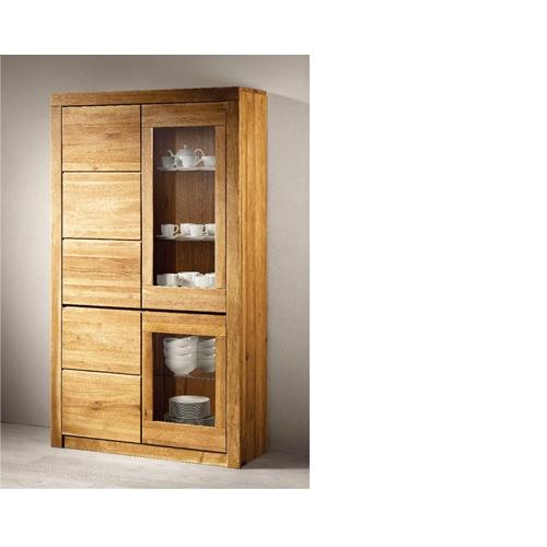 Soggiorni in legno naturale mobile bagno in stile etnico - Soggiorni in legno ...