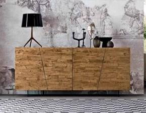 Madia Dsquare Artigianale in legno a prezzo scontato