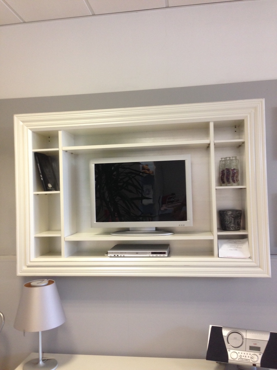 Madia e porta televisore soggiorni a prezzi scontati - Porta televisore a muro ...