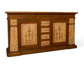 Madia Fiorentina Artigianale in legno a prezzo scontato