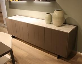 Madia in laccato opaco stile moderno Collezione about details Novamobili