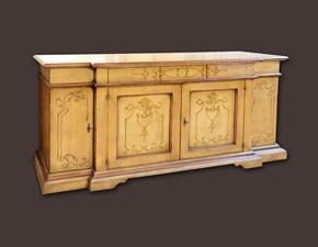 Madia in legno stile classico Credenza Artigianale