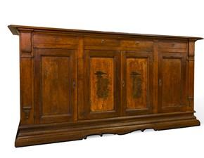 Madia in legno stile classico Firenze Artigianale