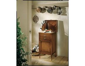 Madia in legno stile classico Tagliere in legno massello scontato del 30% Artigianale