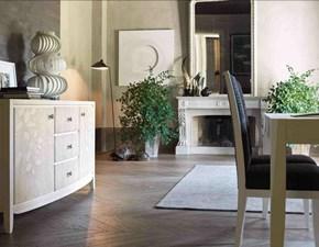 Madia in legno stile design 2001 eden Artigianale