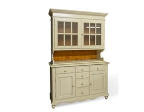 Madia in legno stile design Inglese Artigianale
