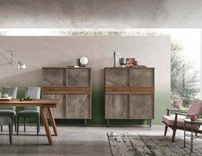 Madia in legno stile design Madia astra Mottes selection