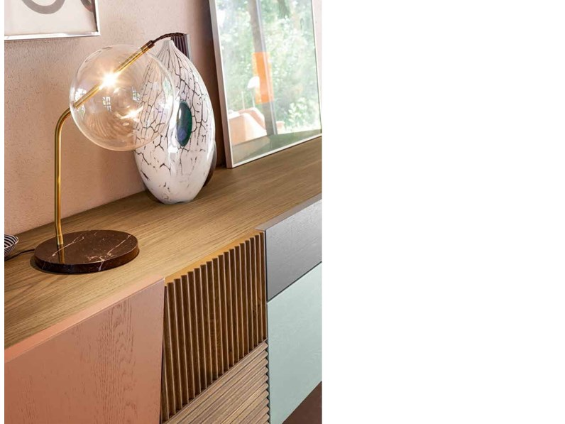 Madia in legno stile design Madia porta tv Devina nais